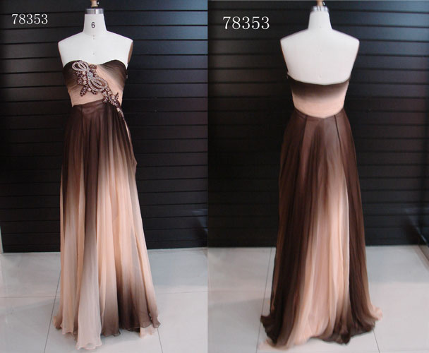 Long dress MP78353